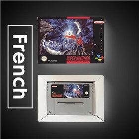 Image 2 - Terranigma EURรุ่นRPGเกมประหยัดแบตเตอรี่ขายปลีกกล่อง