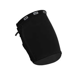 Zipper Elastic Fitness Armband Arm Bag Outdoor Gym Large Capacity Mobile Phone Yoga Sports Running Wrist Pack Reflective Design