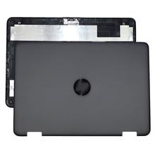 цена на Original New Laptop LCD Back Cover For HP Probook 640 G2 645 G2 Screen Rear Lid Top Case 840656-001 Black