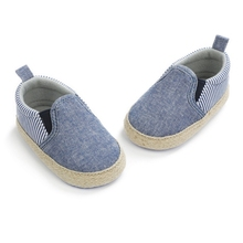 Brand Baby Newborn Girl Boy Cotton Soft Sole Toddler Infant