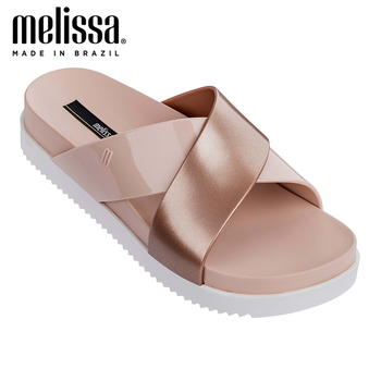 Melissa Adulto Cosmic II zapatos de jalea mujer Melissa sandalias 2020 nuevos zapatos de jalea mujer Sandalia Melissa marca femenina