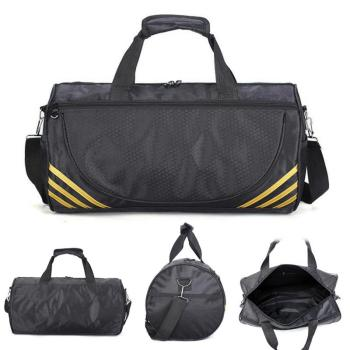 Men Travel Sports Bag Large Capacity Male Hand Luggage Travel Nylon Duffle Bag Nylon Multifunctional Gym Bag Fitness Accessories