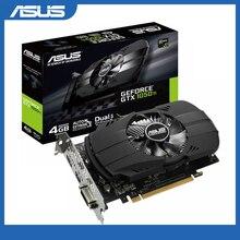 Asus PH GTX pro placas gráficas 7008mhz, 128bit 1290/1392mhz gddr5 pci express 3.0 16x geforce gtx 1050ti placa de vídeo
