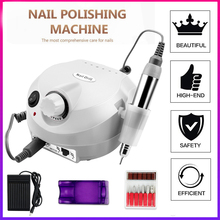 Device Pedicure-Kit Nail-Drill Electric-File Cutter Painting-Tool Pro with 35-000-Rpm