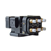 NEW Air Suspension Solenoid Valve Block 4F0616013 Fit Audi A6 C6/4F2 04-11 4F0616013 / 4Z7616013 / 4E0616014B / 4H0616013A [sa] new japan genuine original smc solenoid valve vq2240 5moc c6 spot
