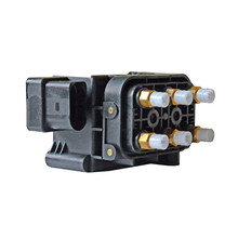 цена на NEW Air Suspension Solenoid Valve Block 4F0616013 Fit Audi A6 C6/4F2 04-11 4F0616013 / 4Z7616013 / 4E0616014B / 4H0616013A