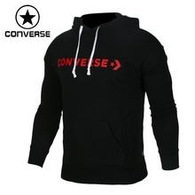 Oryginalny nowy nabytek Converse Star Chevron sweter oversize damskie swetry bluzy odzież sportowa tanie tanio WOMEN Pasuje prawda na wymiar weź swój normalny rozmiar Oddychające