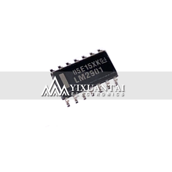 10PCS/LOT LM2901DR LM2901 2901 SOP14 new original image