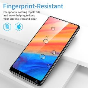Image 5 - ESR pour Xiaomi Mi MIX 2 2S verre trempé Anti Blue ray couverture complète protecteur décran pour Xiaomi mi x 2s mix 3 mi 6 8 9 se 10 pro