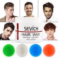 Sevich, 10 шт./лот, крем для волос, средство для укладки волос, салонный держатель для волос, профессиональный воск для волос, стойкий пушистый