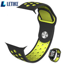 Letike F8 Smart watch spare strap Original Replacement Wrist Strap for F8 Smart Bracelet F8 additional replacement straps(China)
