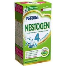 Молочная смесь Nestogen 4 с 18 мес 350 гр
