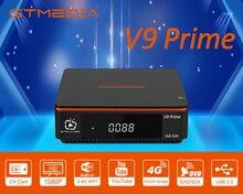 2021 GTmedia V9 Prime DVB S2 ricevitore satellitare aggiornamento da Gtmedia v9 super v8 nova supporto H.265 ca card WiFi incorporato nessuna app