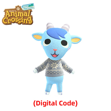 Sherb Animal Crossing New Horizons Rare villagers Online recharge service [Digital Code] Gift NMT or Gold Nuggets No Amiibo Card series 4 301 to 350 animal crossing card amiibo cards work for switch ns 3ds games card animal crossing amiibo card new leaf