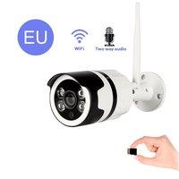 Новая беспроводная система видеонаблюдения 720P 1080P 2MP NVR IP IR-CUT уличная камера видеонаблюдения IP система безопасности комплект видеонаблюден...