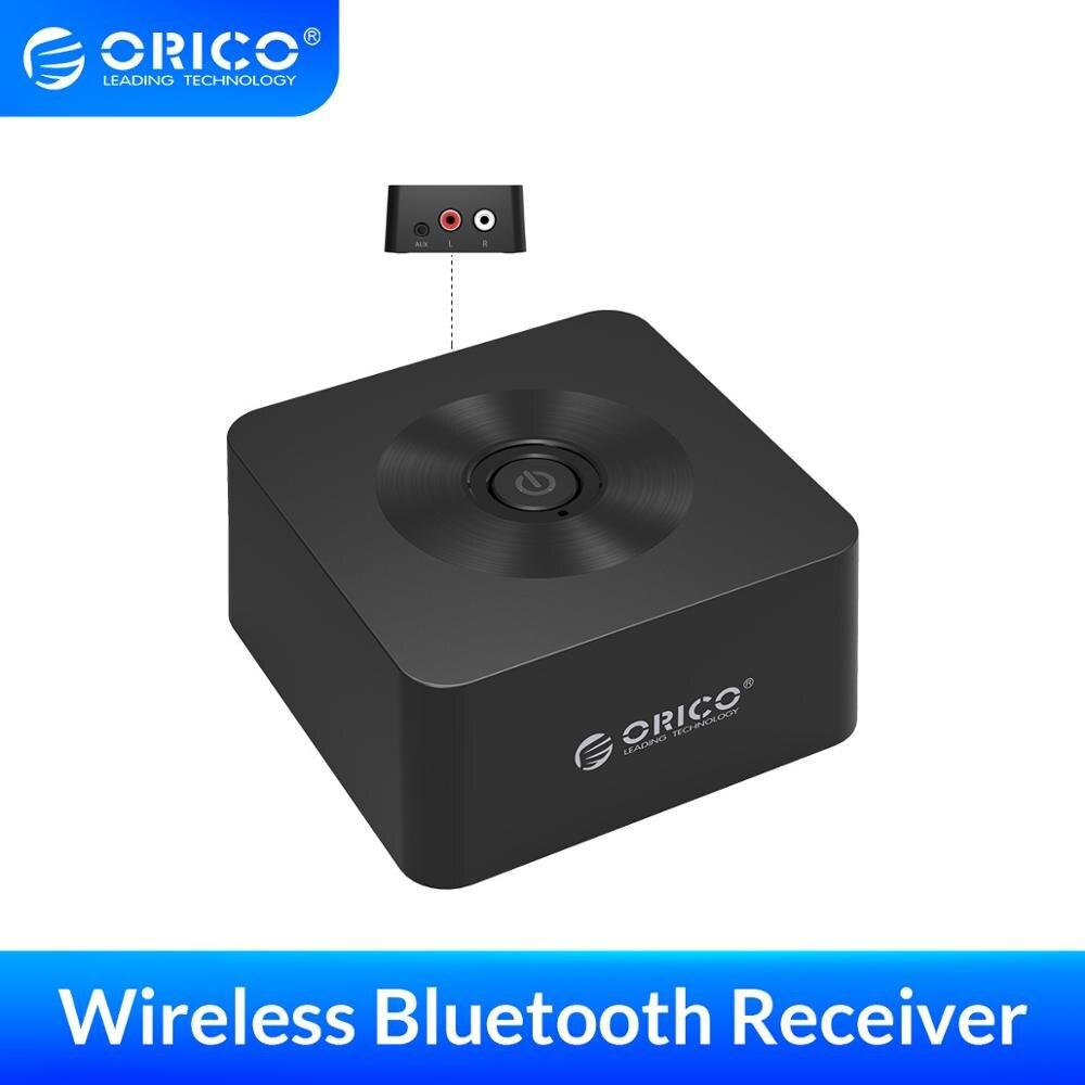 ORICO 4,0 беспроводной bluetooth приемник 3,5 мм Aux приемник аудио стерео музыкальный приемник Bluetooth аудио адаптер|Беспроводные адаптеры| | АлиЭкспресс