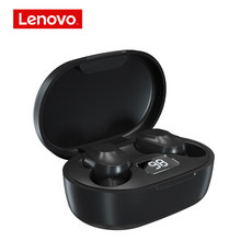Original Lenovo XT91 TWS Wireless Bluetooth Earphones Touch Control Music Headphones Noise Reduction Waterproof Earbuds with Mic