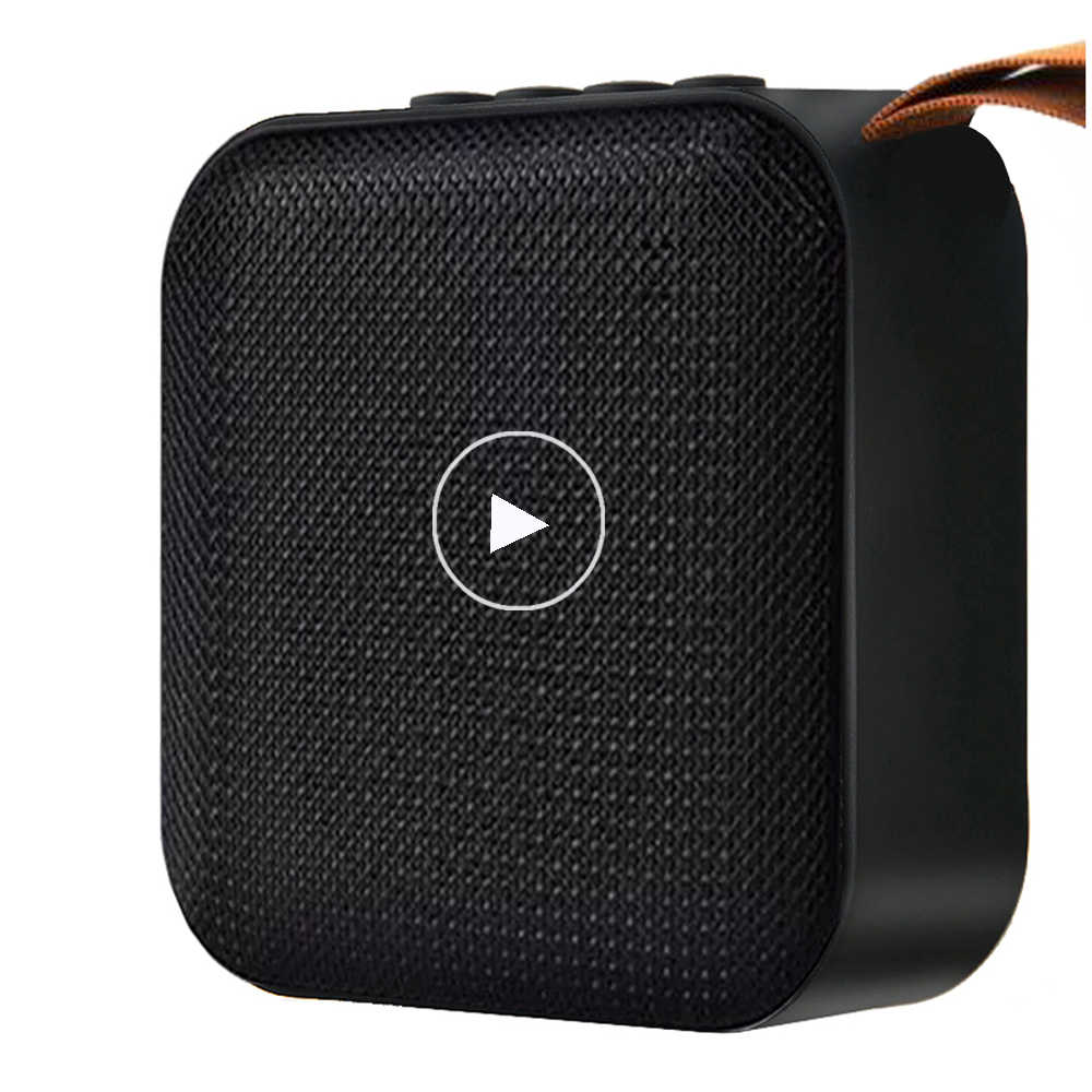 T5 Wireless Powerful Bluetooth Speaker Portable Column Mini Speaker Bluetooth 4 2 Outdoor Column Soundbox With Tf Card Fm Radio Portable Speakers Aliexpress