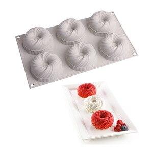 Форма для выпечки, форма для вафель, силиконовая форма для пончиков, форма для торта, инструменты для выпечки, Diy и инструменты, форма для шок...