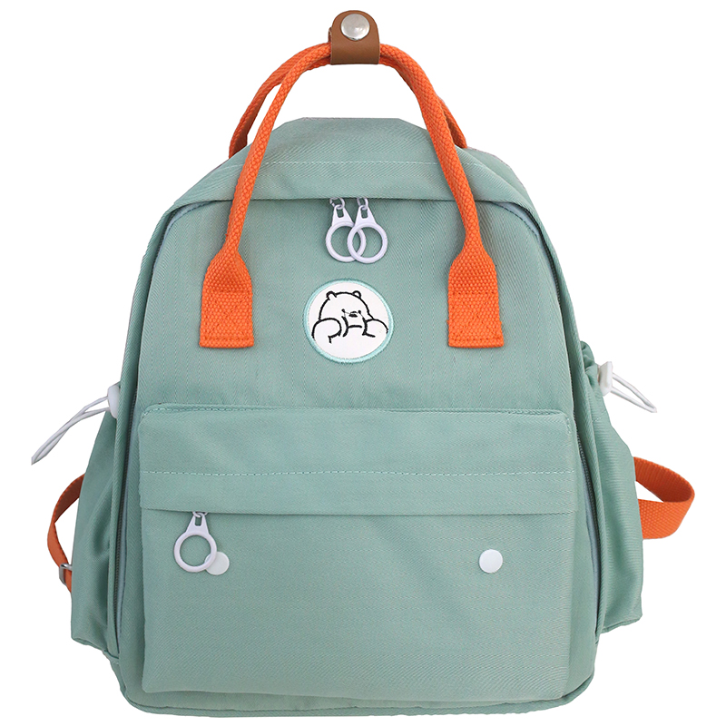Japanese School Bag Campus Backpack Female 2019 New Small Bag Ins Wind Kindergarten Net Red Backpack Wild Travel
