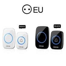 Wireless doorbell Waterproof 300M range door bell low price high quality home 38 chimes door ring