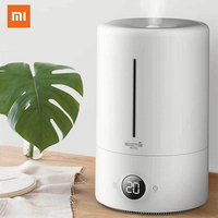 Xiaomi Deerma 5L Air Humidifier Touch Version Smart Constant Humidity UV LED 12H Timing Quiet Air Purifying For Air F628S|Humidifiers| |  -