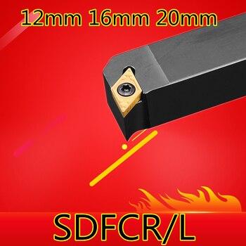 SDFCR1212H07 SDFCR1212H11 SDFCR1616H11 SDFCR2020K11 SDFCL1212H07 SDFCL1212H11 SDFCL1616H11 CNC External Lathe tools