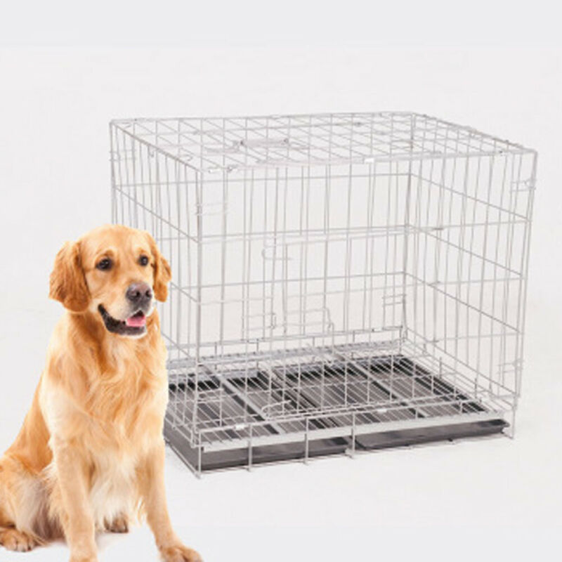 Divider Cat Crate Cage Kennel