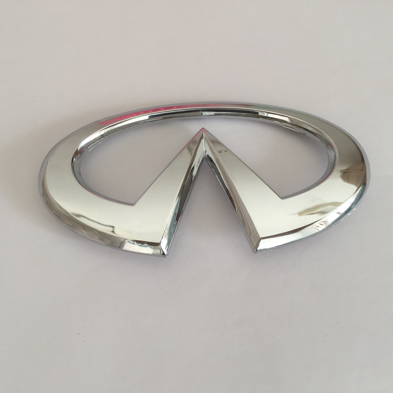 1 шт. ABS 12.3cmX6.3cm Infiniti логотип автомобиля задний багажник эмблема наклейки значок наклейка для fx35 q50 g35 qx50 g37 qx70 fx37 qx60 fx