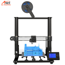 Large Printer Dual Z Axis Motor Anet A8 Plus Desktop FDM DIY 3D Printer 3D Kit 8GB Micro SD Card Offine Printer Prusa i3