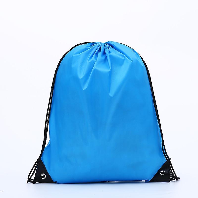 Fashion Drawstring Backpack Women Clover Travel Softback Men Drawstring Bags Unisex Shoulder Bunches Bags Shopping Bag Color New