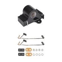 New-1 Set 48 36 Volt Motor Brush Kit & 1 Pcs Inductive Throttle Sensor for EZGO Electric Golf Carts 25854G01