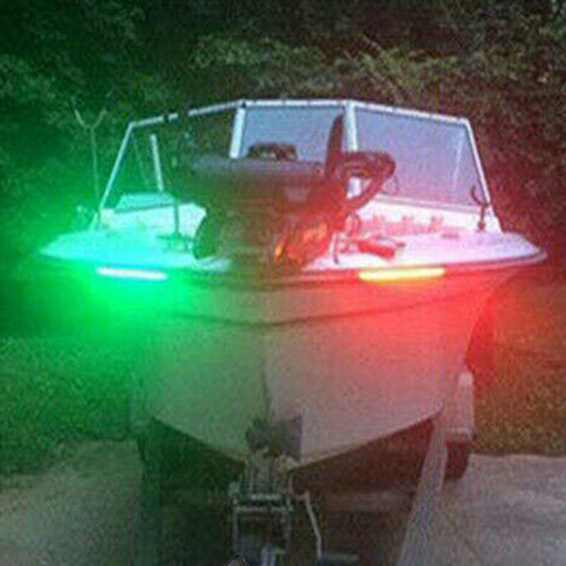 1pcs Waterproof Red LED Lights For Boat Accent Kit Bright Strip Yacht Interior