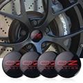 4 шт. 56 мм унций гоночный центральный колпак на колесо автомобиля стикер значка для BMW Citroen Ford Toyota Honda Nissan Audi Chevy Hyundai аксессуары