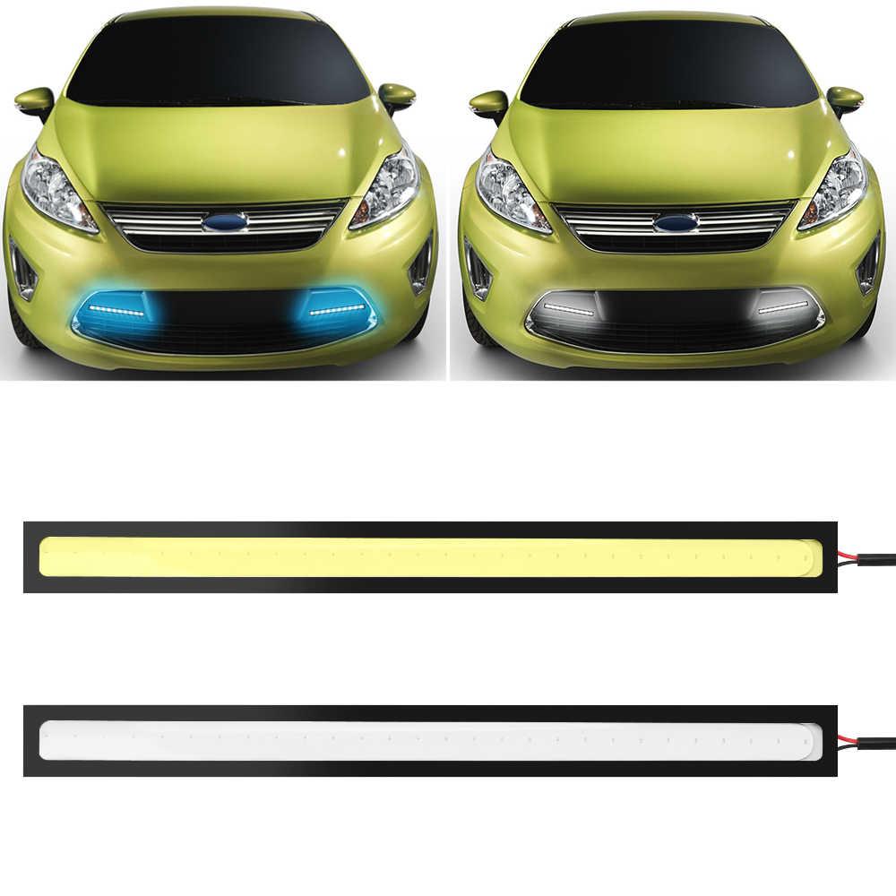 Auto COB LED Tagfahrlicht für Subaru Forester SK SJ Outback Legacy Impreza XV BRZ WRX STI Tribeca Trezia