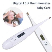 Electronic Digital Measuring Tool Of Kid Infant Mouth Baby Care Adult Body Temperature Lcd Thermometer Термометр Цифровой