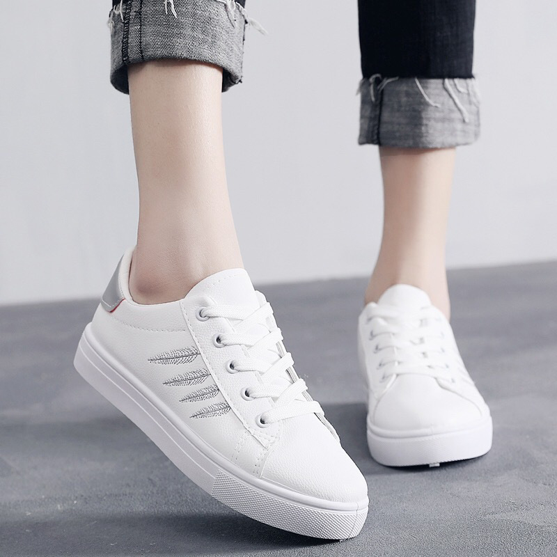 2020 New Spring Summer Woman Vulcanized Shoes Female Flat Casual Shoes Women's Shoes White Shoes Women Sneakers Zapatillas Mujer