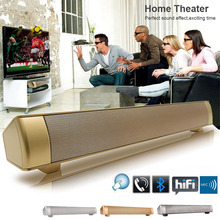 Clearance Wireless Bluetooth Speaker Subwoofer Stereo Soundbar Home Theater Cinema Column HIFI Quality Handsfree Call TF Card