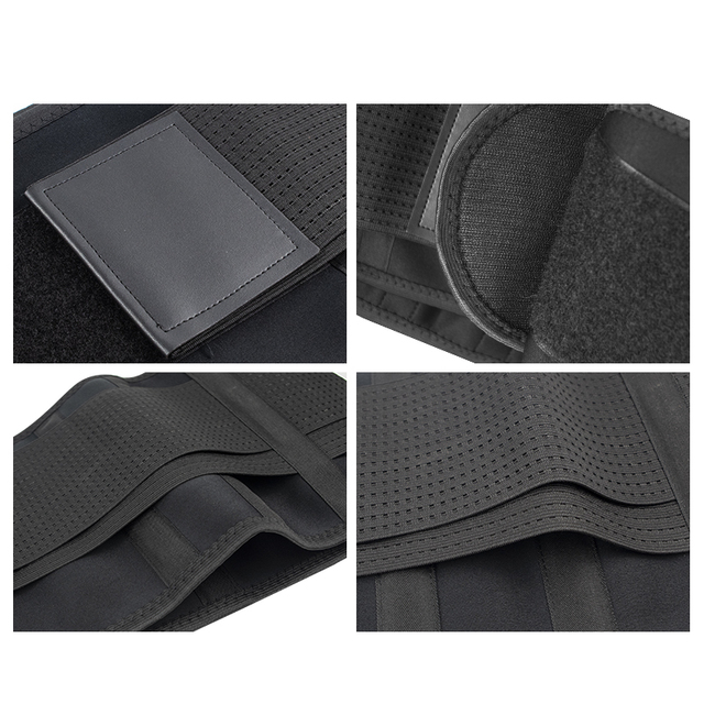 Slim Belt Waist Trainer Waist Shaper Cincher Faja Corset Belt Modeling Strap Waist Trimmer cinta modeladora shapewear 4
