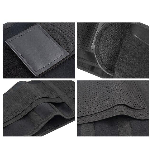 Waist Shaper Slim Belt Waist Trainer Cincher Faja Corset Belt Modeling Strap Waist Trimmer cinta modeladora shapewear 4