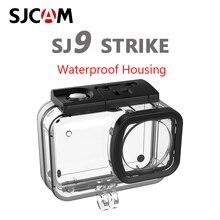 מקורי SJCAM SJ9 שביתה 30M מתחת למים דיור עמיד למים מקרה עבור SJ9 סדרת SJ9 מקסימום פעולה ספורט מצלמה SJCAM אבזרים