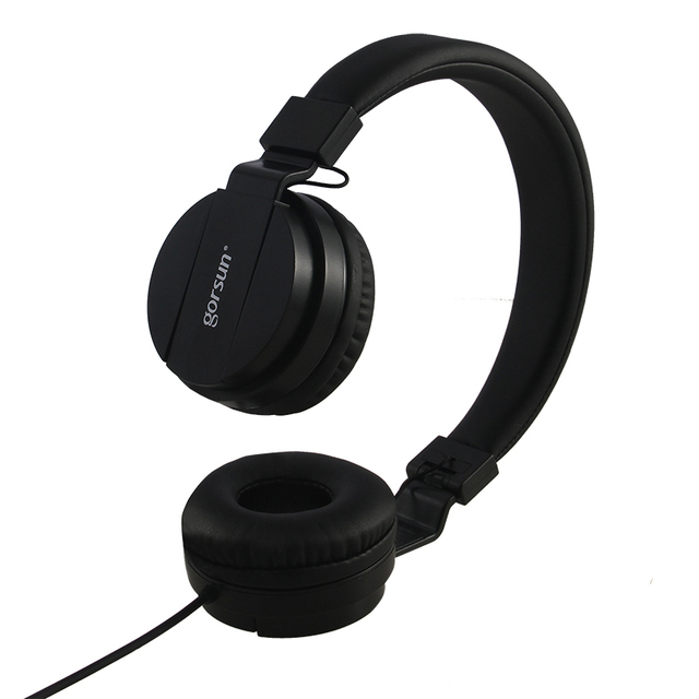 DEEP BASS Foldable Headset 6