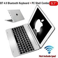 Флип для нового iPad 9,7 5-го поколения 6-го поколения Беспроводная Bluetooth клавиатура чехол для iPad Air 1 2 5 6 Pro