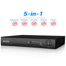 4CH 5.0MP Dvr 5 In 1 Dvr Video Recorder Voor Analoge Ahd Camera Ip Camera P2P Infrarood Cctv Systeem Dvr h.264 Vga Hdmi-uitgang(China)
