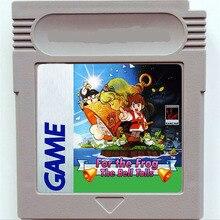 8bit игровая карта: для лягушки колокольчики(версия США! Английский язык