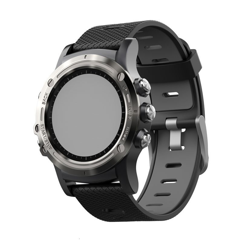 P1 Mini GPS Smartwatch IP68 Waterproof Watches Sport Tracker Fitness Monitor Sport Message Reminder Long Standby 40DC27
