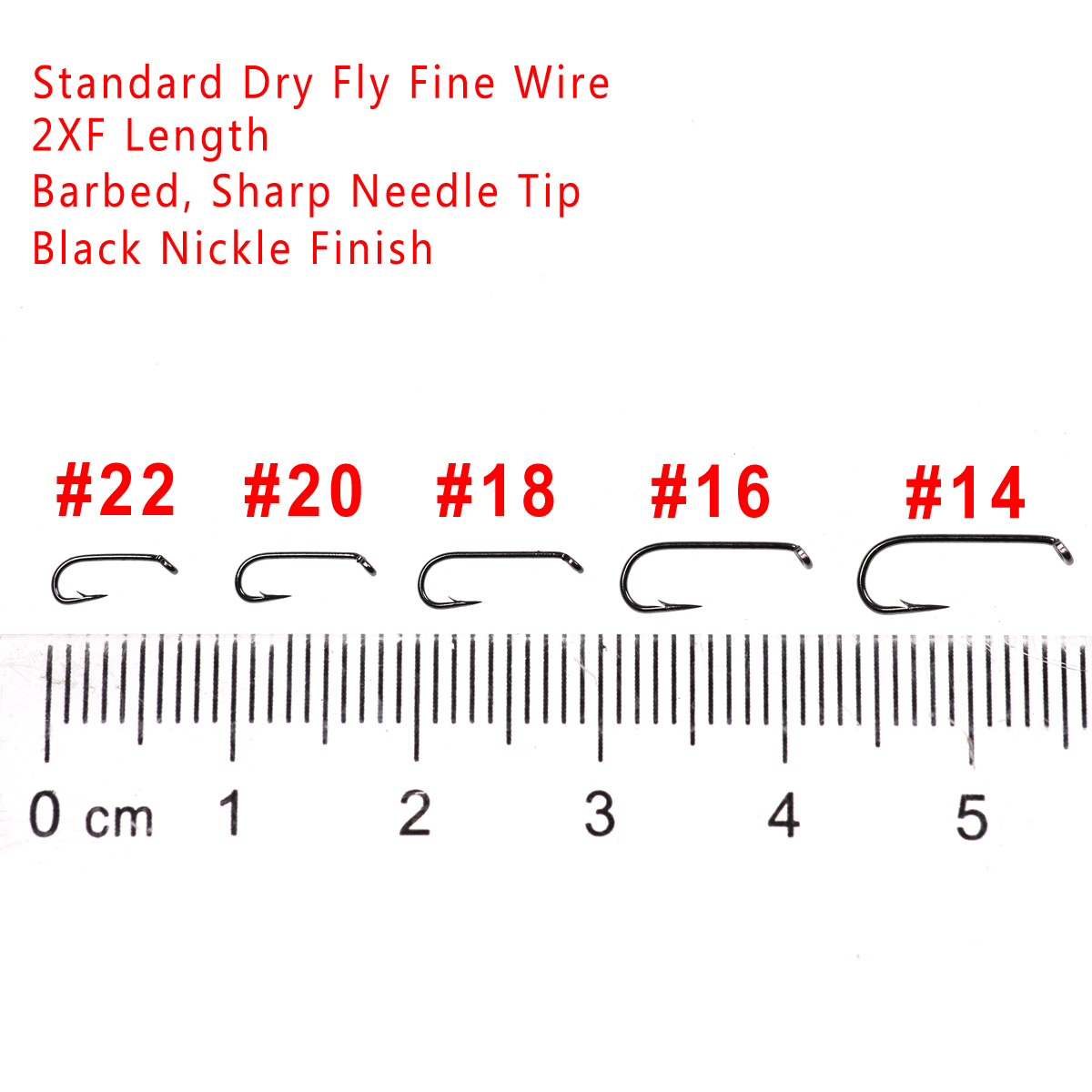 White Fly Dry Fly Size 16//14