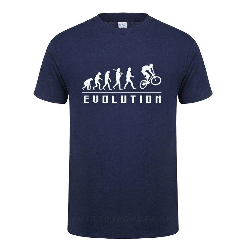 Sport T Shirt Extreme Sports Mens BIKE Birthday Evolution Fathers Day S-3XL