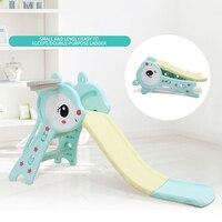 Baby Slide Indoor Home Multi function Combination Small Folding Plastic Toys Kidsy Slide Kids Games Toys for Girls