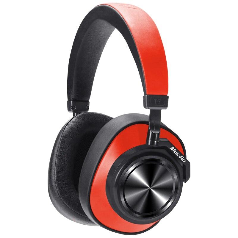 Casque antibruit sans fil Bluetooth 5.0 avec suppression de bruit Active sur les écouteurs stéréo sans fil avec micro